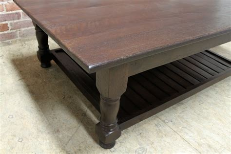 Durable Coffee Table Durable Oak Coffee Table Ecustomfinishes