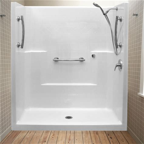 Install One Shower Stall by Walk In Showers Shower Stalls Kits Ella S Bubbles