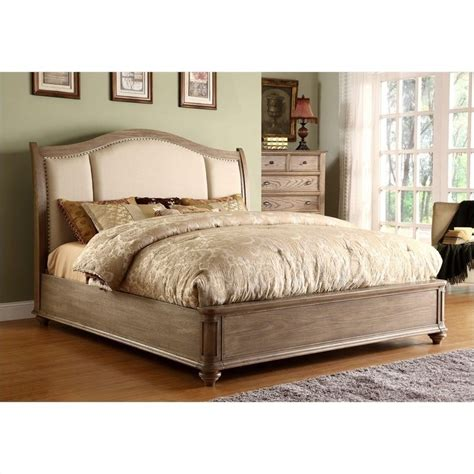 riverside bedroom furniture riverside furniture coventry upholstered sleigh bed in