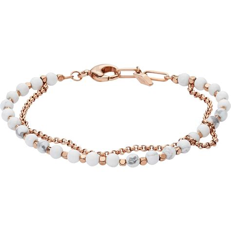 bracelet femme bijoux Fossil Spring 16 JA6774791 bracelets Fossil