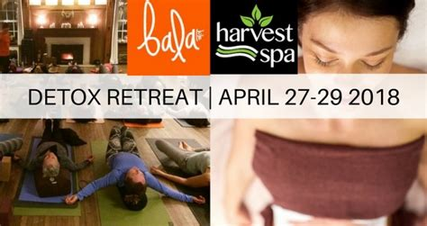 Detox Spa Retreat Nyc by Stevenson Farms And Harvest Spa A Boutique Country B B