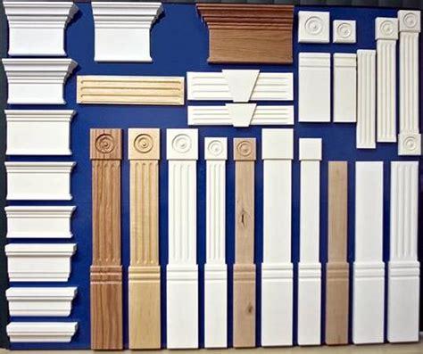 Interior Trim Styles Interior Wood Trim Ideas
