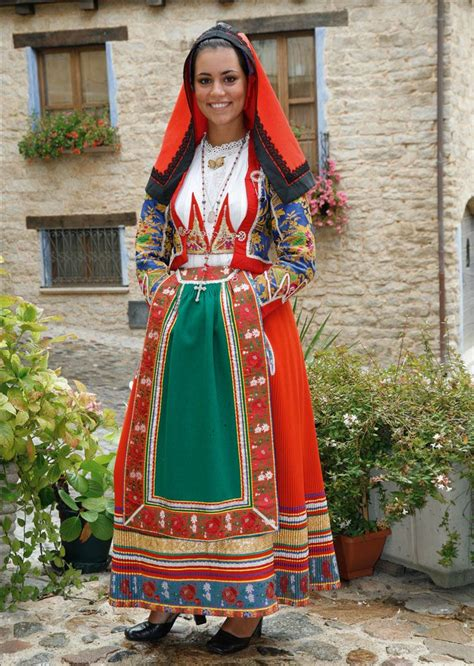 typical decor styles from around the world sardinia folklore traditional dress italy traditional