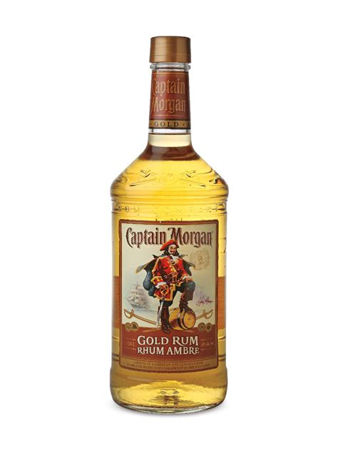 captain morgan gold rum lcbo