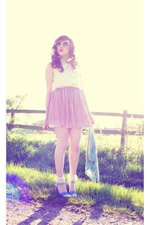 ivory ianywear tops white diy socks light pink