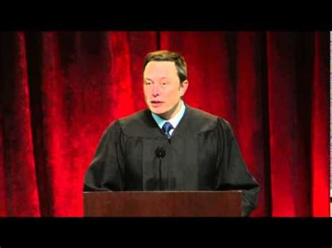 Getting Into Usc Mba by Elon Musk Usc Commencement Speech Usc Marshall School Of