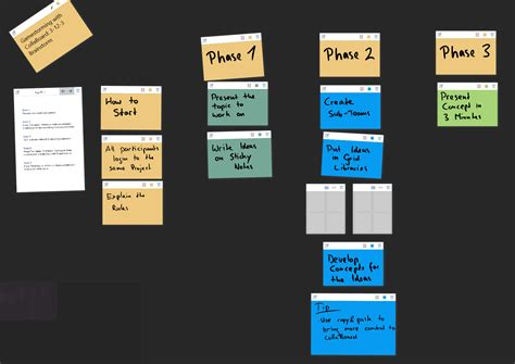 game design notes sticky note archive ibv solutions