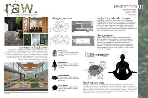 thesis project holistic healing center school of