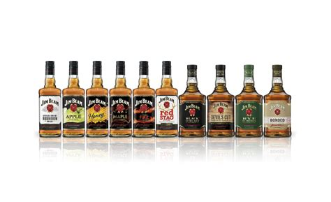 Pdf Inside Bottle Brands Stories by Global Packaging Redesign For Jim Beam 2016