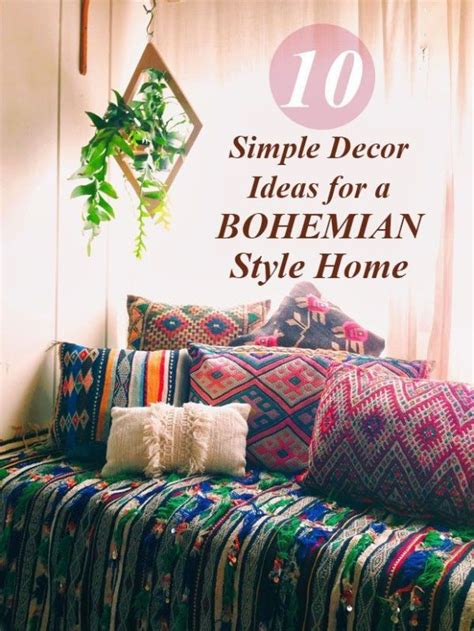 Cheap Bohemian Home Decor by Cheap Bohemian Home Decor Bohemian Decor For The Home