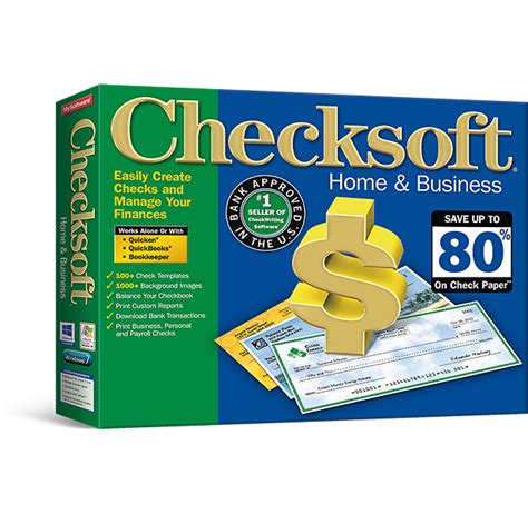 checksoft home business 14 avanquest