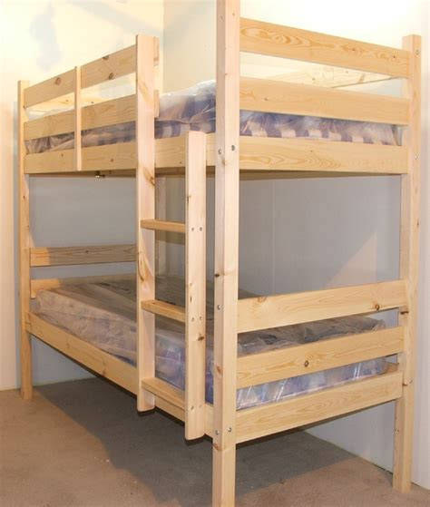 heavy duty bunk beds plato 3ft single heavy duty solid pine bunk bed