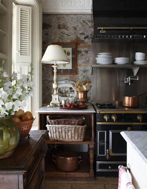 english country decor french country kitchen vs english country kitchen elle