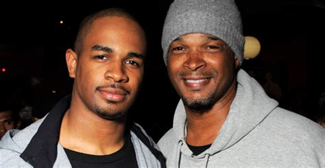 damon wayans in music video uh oh damon wayans son gets slammed by white fans for
