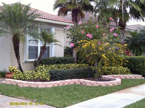 lawn care amp landscaping examples port st lucie lawn service