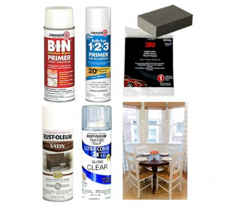spray painter required how to flawlessly spray paint furniture