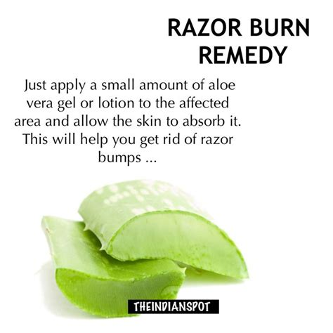1000 ideas about razor burn remedies on shave