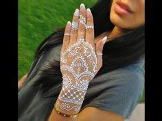 diy henna just take baby powder food coloring of your