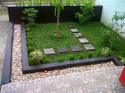 contoh gambar taman halaman rumah sederhana terbaru 2014 gambar rumah minimalis 2014