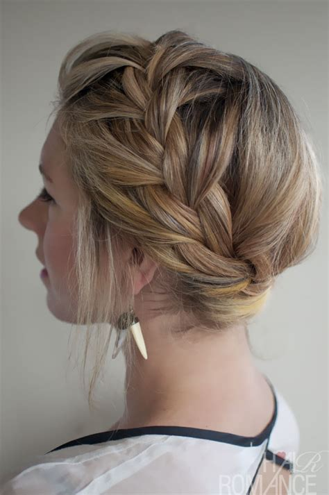 getting fullness on the hair crown getting fullness on the hair crown braid cheat faux