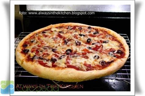 membuat pizza jamur just share cara membuat pizza vegetarian
