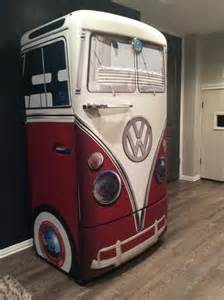 White Appliance Kitchen Ideas vintage vw bus agua refrigerator wrap rm wraps