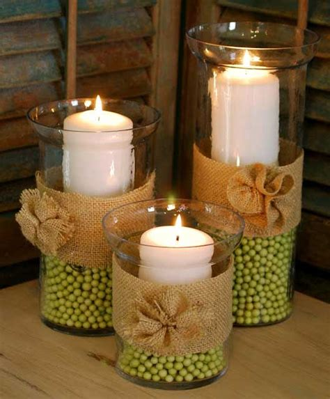 candle decoration at home 15 amazing diy wedding centerpieces something borrowed
