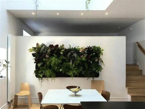 les murs vegetaux parfaits pour linterieur moderne