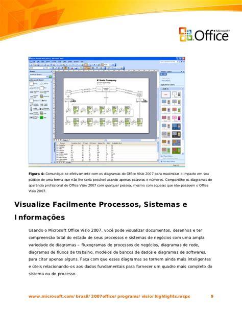 ms office visio 2007 guia de uso microsoft office visio 2007