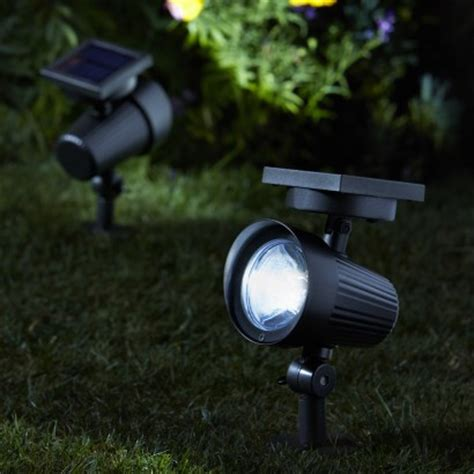 Solar Powered Ultra Bright Garden Spotlights Bright Solar Spot Lights