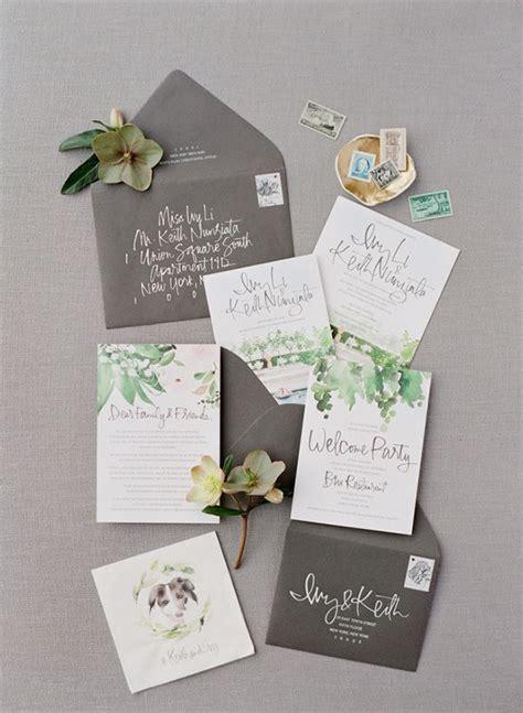 Grape Theme Wedding Invitations by Best 25 Garden Wedding Invitations Ideas On