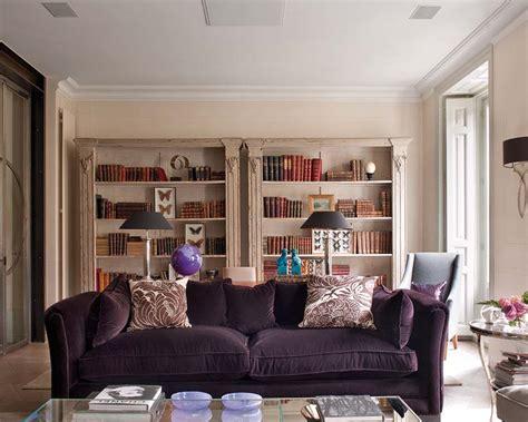 purple living room decorating ideas interior home design