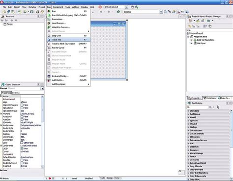 tutorial delphi embarcadero codegear rad studio 2017 delphi cbuilder architect heartbu