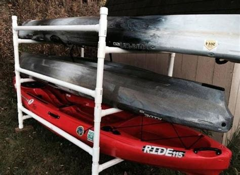 Diy Canoe Rack For Truck by 25 Best Ideas About Kayak Rack For Truck On