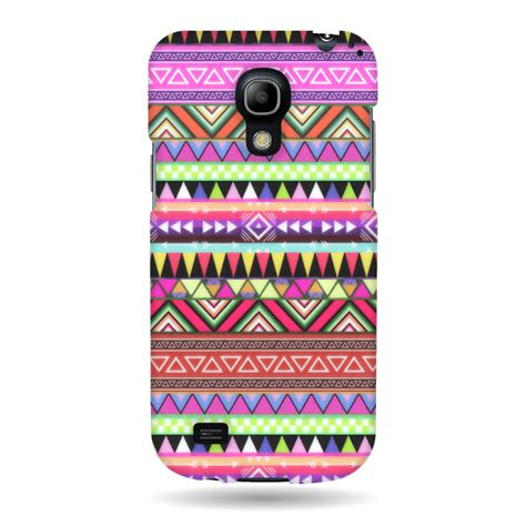 hard snap on plastic cover for samsung galaxy s4 mini
