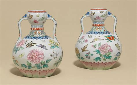 Ceramic Vase Artists A Guide To The Symbolism Of Flowers On Chinese Ceramics Christie S