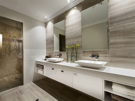 Modern Bathroom Ideas Photo Gallery by Contemporary Bathrooms Perth Bathroom Packages