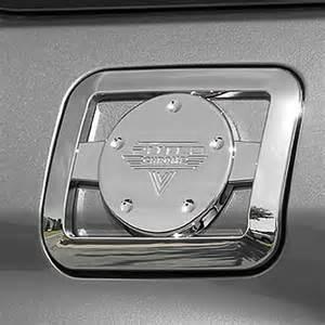 Chrome Accessories For Chrysler 300 Putco 174 400925 Chrysler 300 2006 Chrome Gas Cap Cover