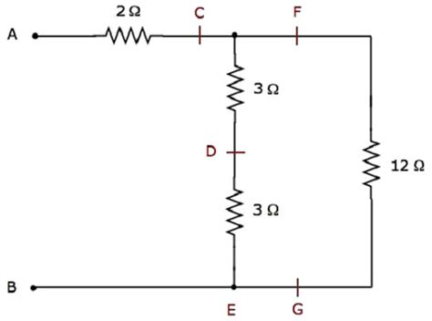 resistor network circuits resistor network simplification 28 images cleo circuits learned by exle equivalent