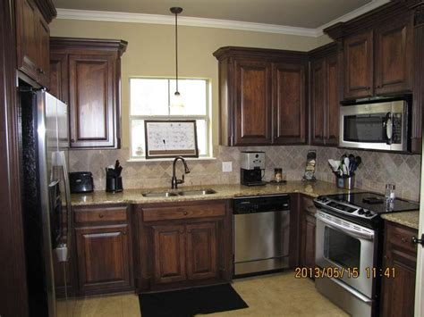 stained kitchen cabinets kitchen cabinet stain kitchen pinterest