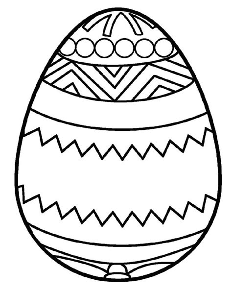 easter egg template blank easter egg templates activity shelter