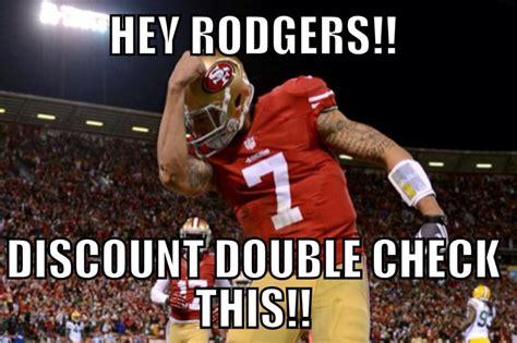 Funny Niner Memes - sports memes aaron rodgers nfl memes sports memes