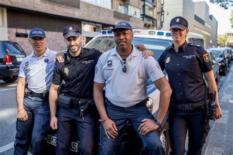 imagenes luto policia nacional agentes franceses colaboran con la polic 237 a nacional en san