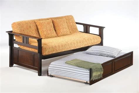 bedroom futon night day winter futon with drawer klein on design