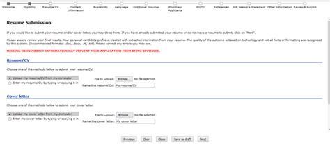 Resume Sears Application Sears Career Guide Sears Application Application