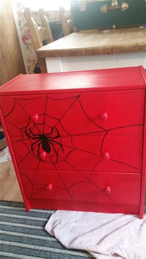 spiderman toddler bed with drawers ikea drawers spiderman and ikea on