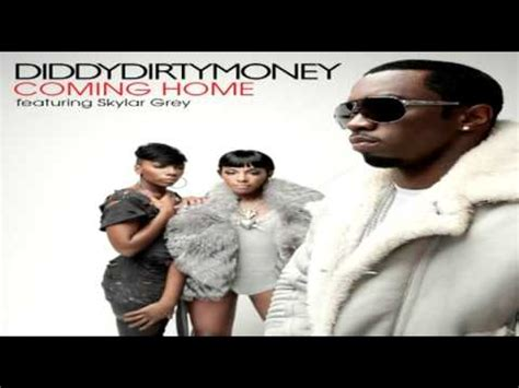 diddy money ft skylar grey coming home