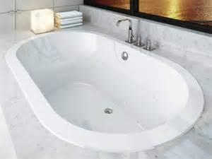 acryline acryzen 7242o oval bathtub