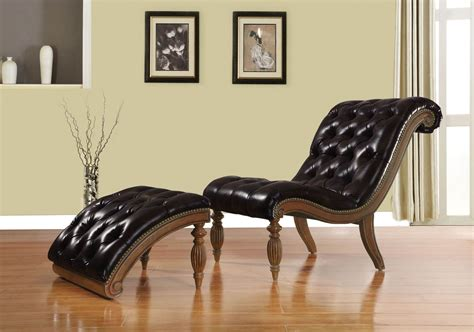 bonded leather chair and ottoman 2 piece brown bonded leather chair and ottoman with cherry