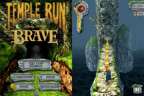 temple run brave version immerse yourself in the world of brave wired